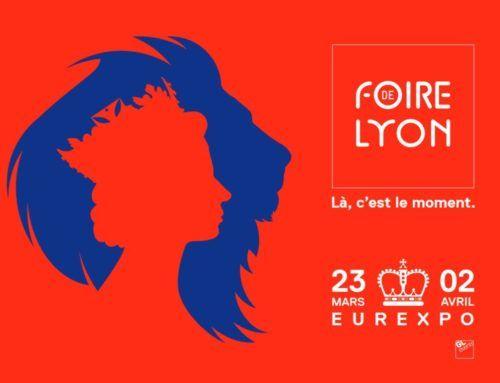 Foire de Lyon – On vous attend !