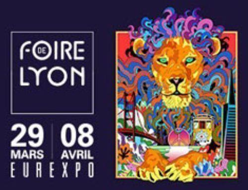 Lyon du 29 mars au 8 avril 2019