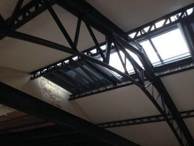 store de toiture sur maison Ales
