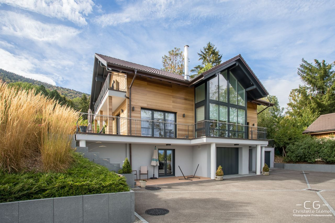maison en montagne