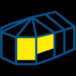 pictogramme véranda victorienne
